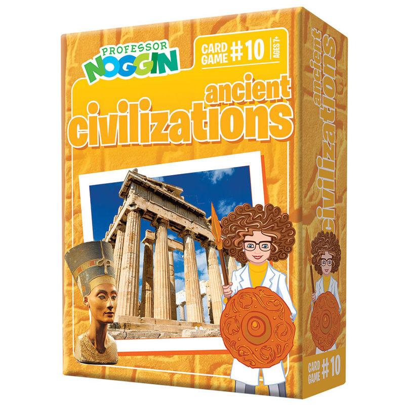 Outset Media Professor Noggin's Trivia Game: Ancient Civilizations