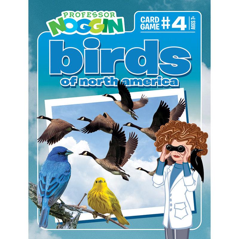 Outset Media Professor Noggin's Trivia Game: Birds