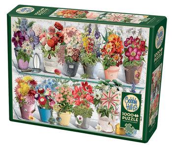 Cobble Hill Puzzle 1000pc Beaucoup Bouquet
