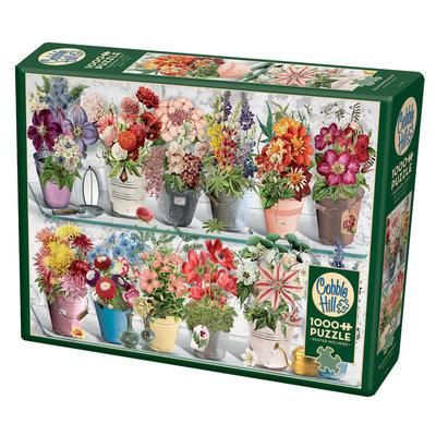 Cobble Hill Puzzles Cobble Hill Puzzle 1000pc Beaucoup Bouquet