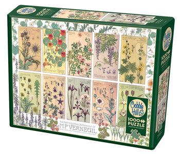 Cobble Hill Puzzle 1000pc Botanicals by Verneulli