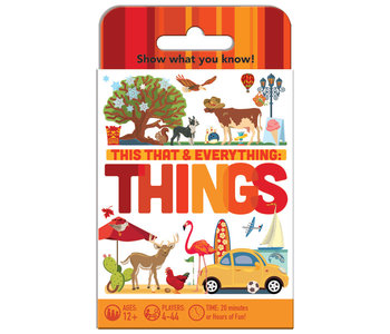 Outset Game This That & Everything: Things