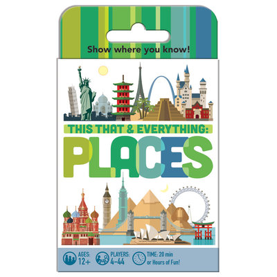 Outset Game This That & Everything: Places