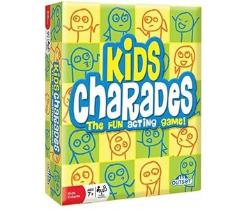 Outset Game Kids Charades