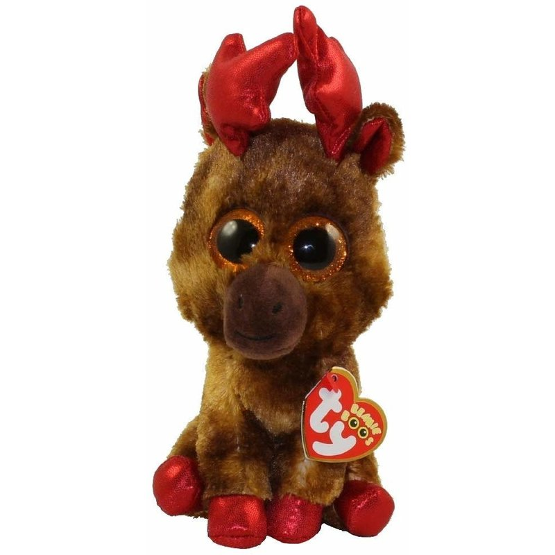 Ty Ty Beanie Boo Regular Maple Moose