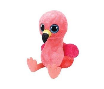 Ty Beanie Boo Medium Gilda Flamingo
