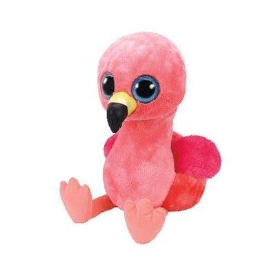 Ty Ty Beanie Boo Medium Gilda Flamingo