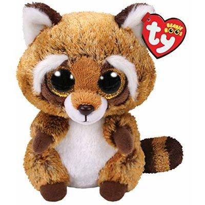 TY Beanie Boo Regular Rusty Raccoon