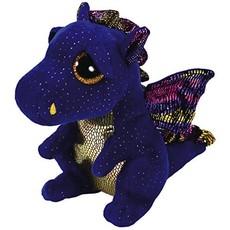 Ty Ty Beanie Boo Regular Saffire Dragon Blue