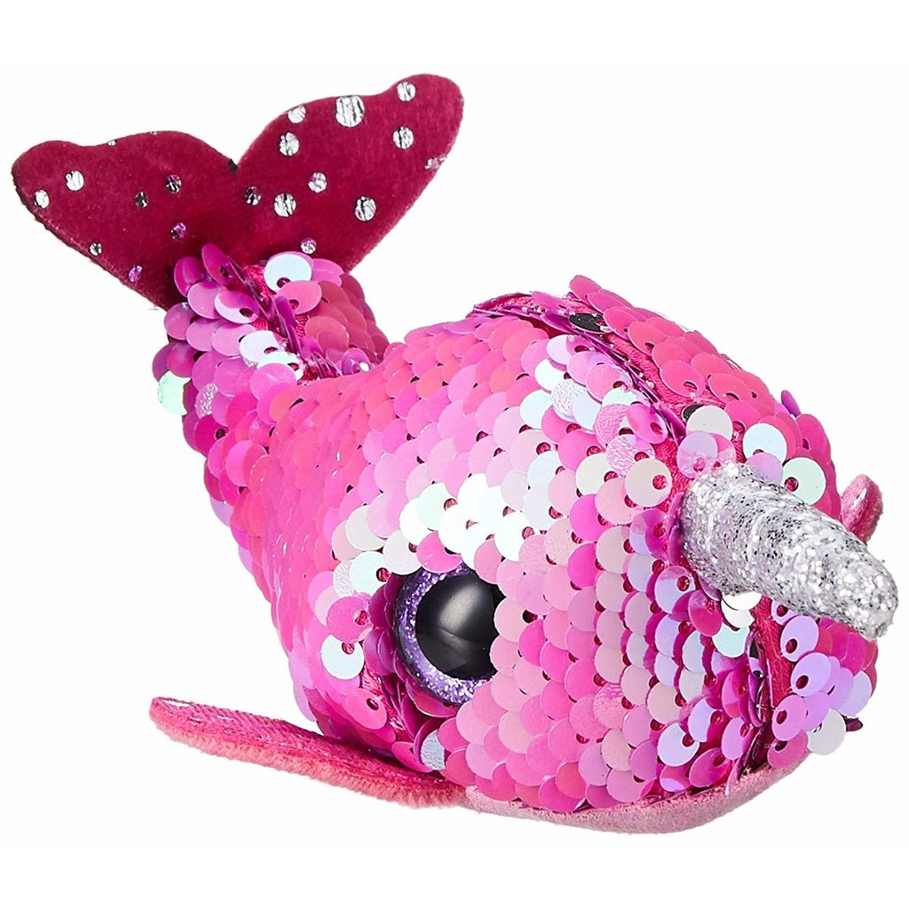 Ty Ty Teeny Sequin Nelly Narwhal