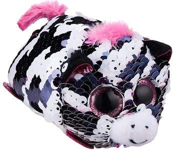 Ty Teeny Sequin Zoey Zebra