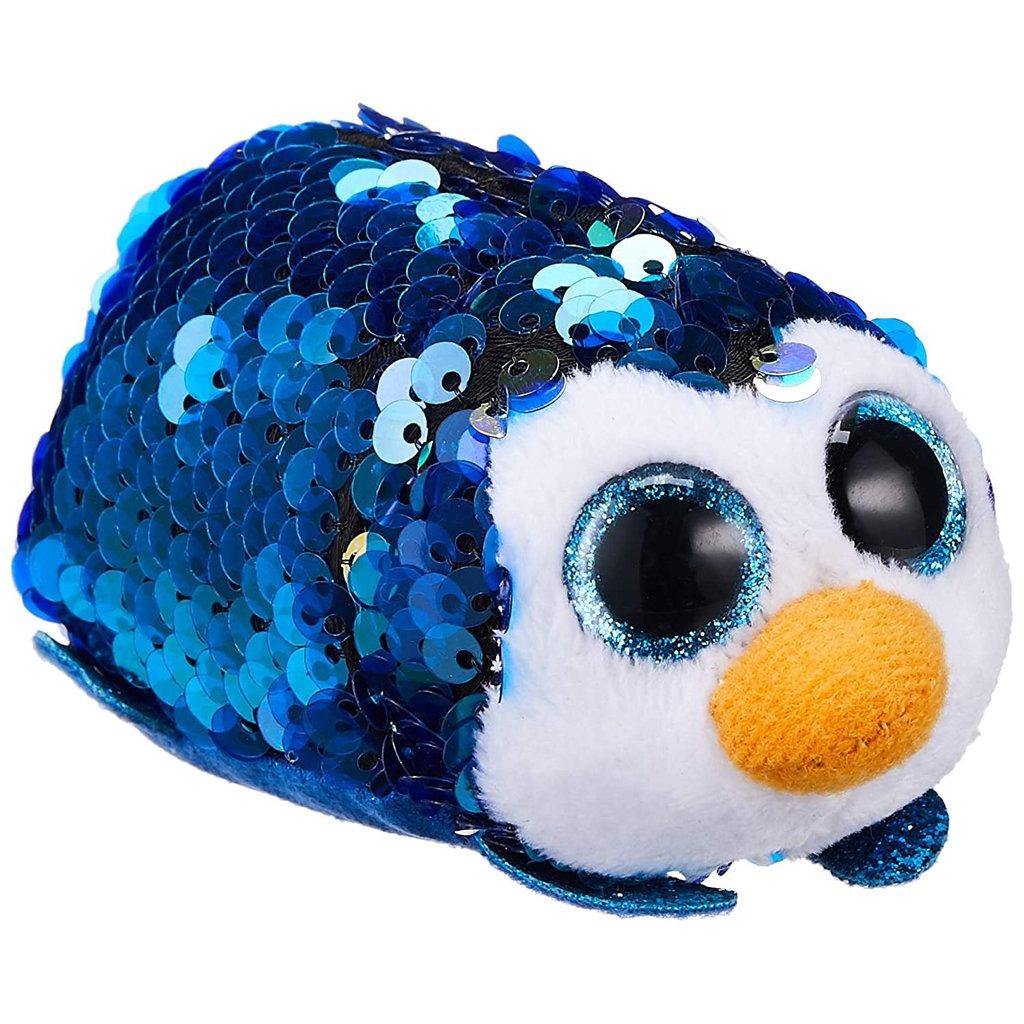 Ty Ty Teeny Sequin Payton Penguin