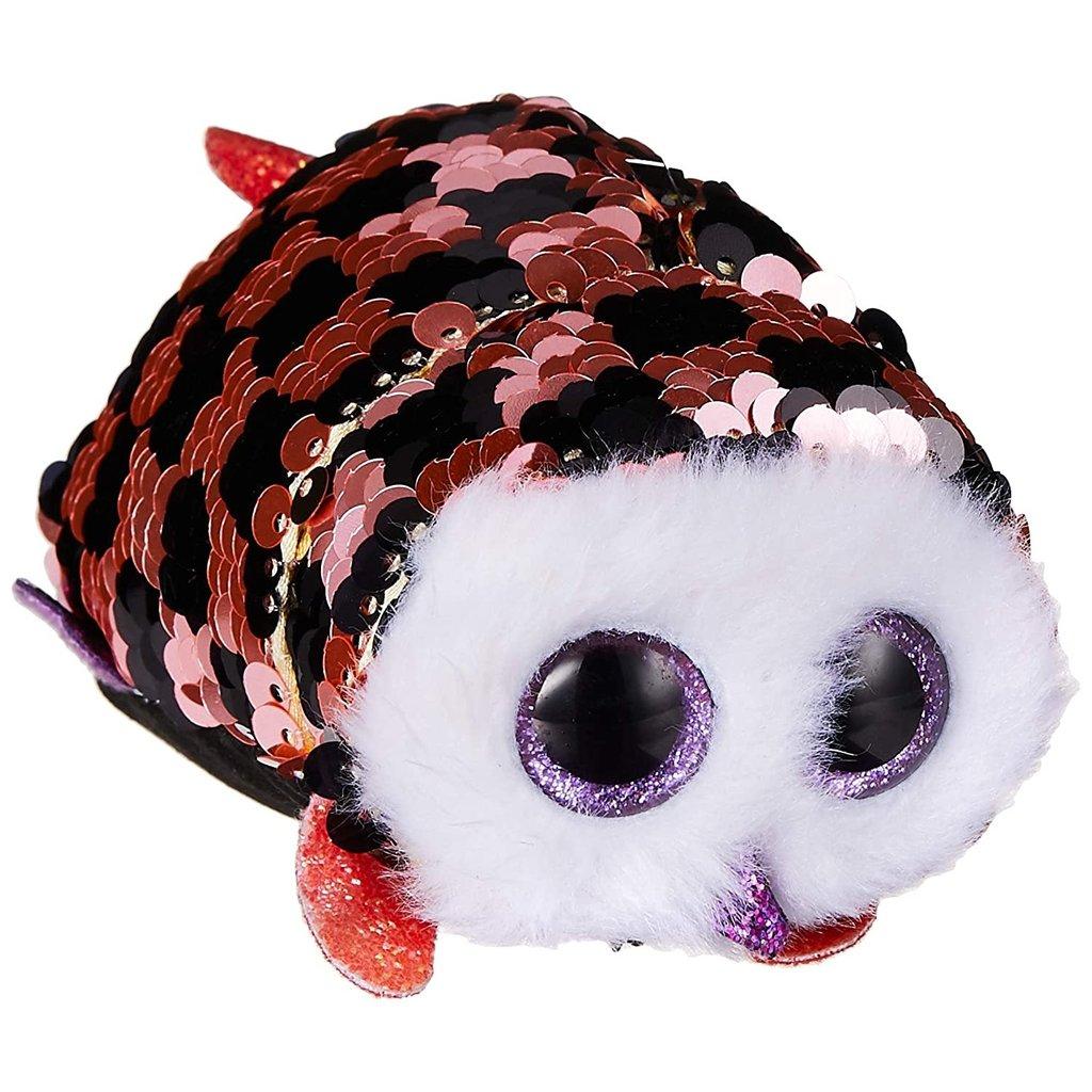 Ty Ty Teeny Sequin Checks Owl