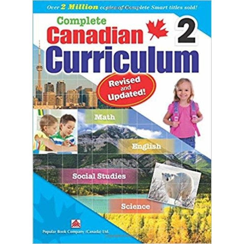 Popular Book Canadian Curriculum Book Grade 2