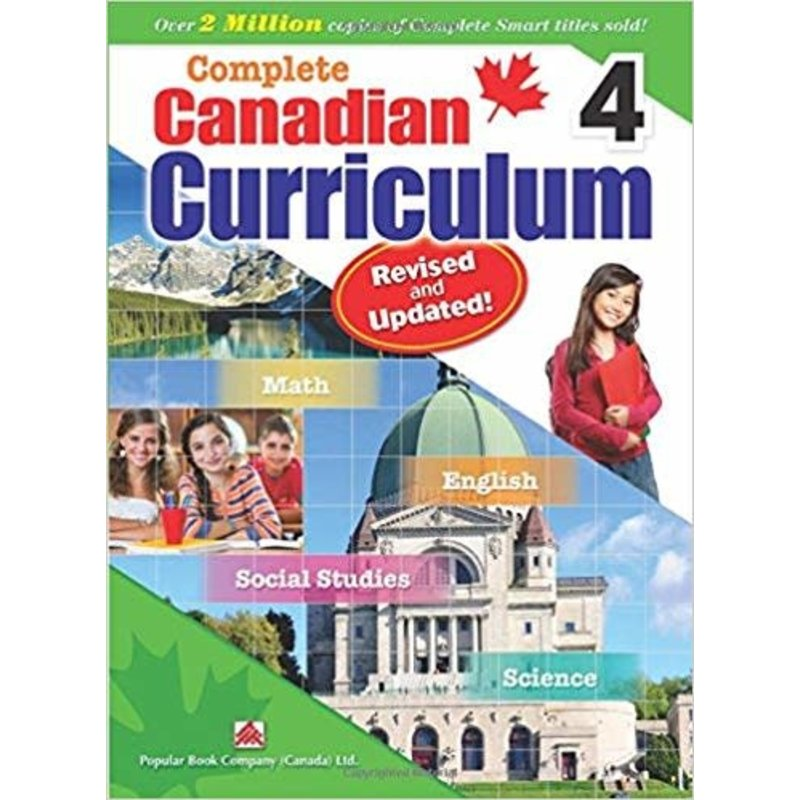 Popular Book Canadian Curriculum Book Grade 4