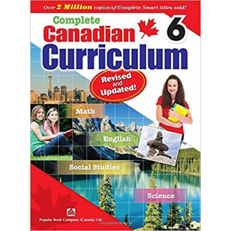 Popular Book Canadian Curriculum Book Grade 6