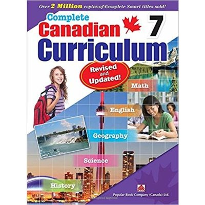 Popular Book Canadian Curriculum Book Grade 7