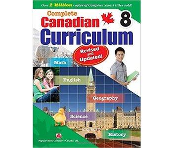 Popular Book Canadian Curriculum Book Grade 8