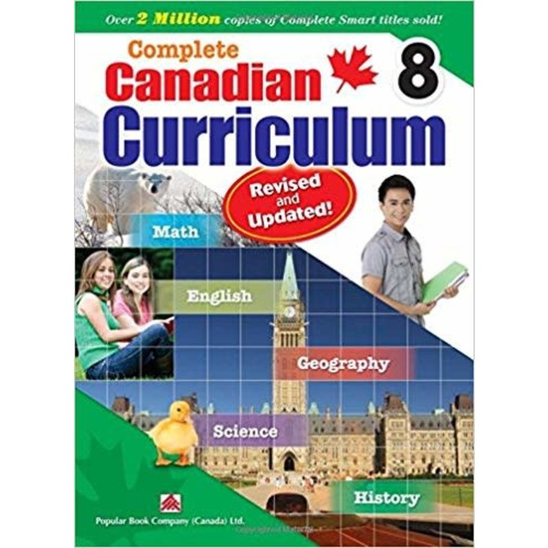 Popular Book Canadian Curriculum Book Grade 8