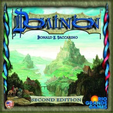 Dominion Main Game 2nd Edition