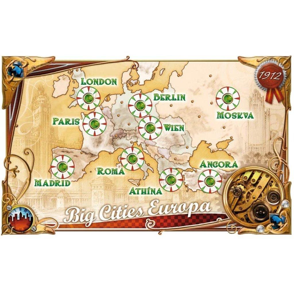 Days of Wonder Ticket to Ride Game Expansion: 1912 Europa