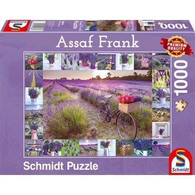 Schmidt Puzzle 1000pc Scent of Lavender