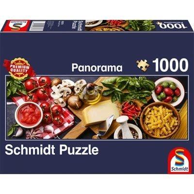 Schmidt Puzzle 1000pc Italian Cooking