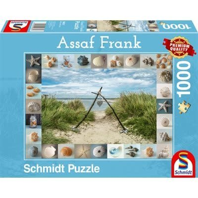 Schmidt Puzzle 1000pc Seashore Collectibles