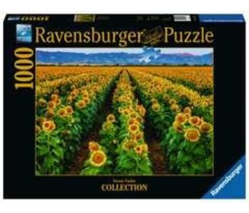 Ravensburger Puzzle 1000pc Fields of Gold