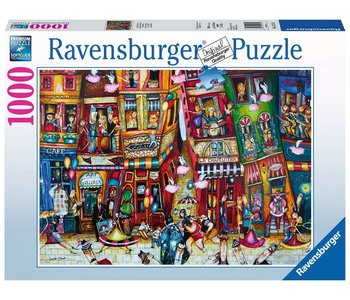 Ravensburger Puzzle 1000pc When Pigs Fly