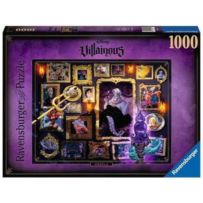 Ravensburger Ravensburger Puzzle 1000pc Villainous Ursula