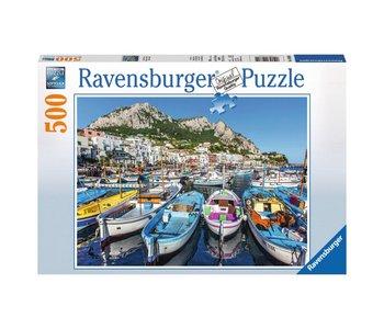 Ravensburger Puzzle 500pc Colorful Marina