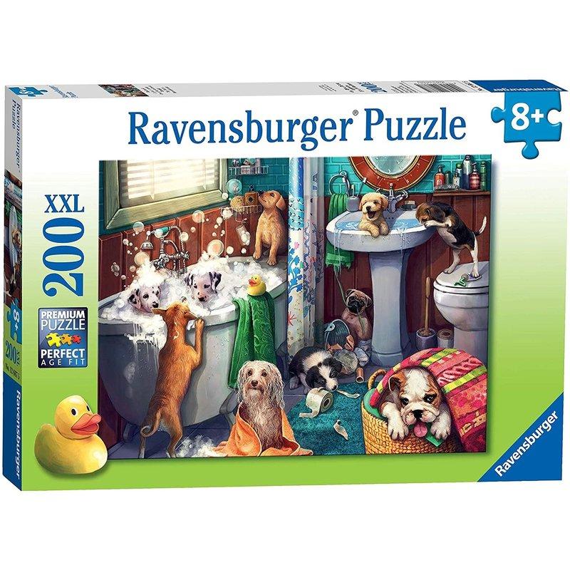 Ravensburger Ravensburger Puzzle 200pc Tub Time