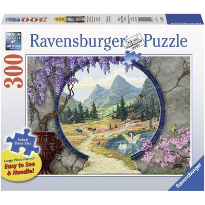 Ravensburger Puzzle 300pc Large Format Into a New World