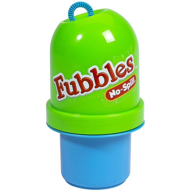 Little Kids Fubbles No Spill Bubble Tumbler Original