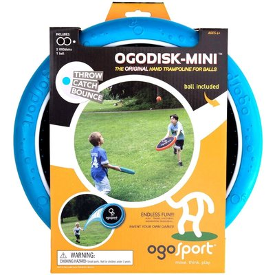 Ogo Sport Mini Discs with Ball