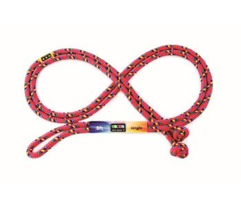 Just Jump It Skipping Rope 8' Confetti Red