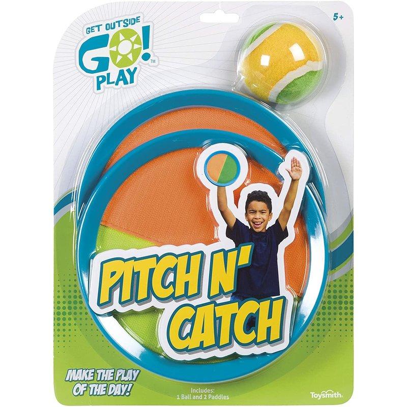 Go Play! Pitch N' Catch