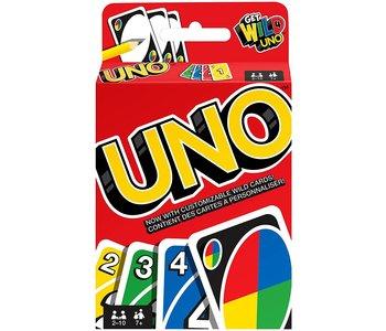 Mattel Card Game Uno