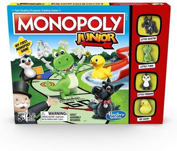 Hasbro Game Monopoly Junior