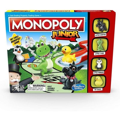 Hasbro Hasbro Game Monopoly Junior