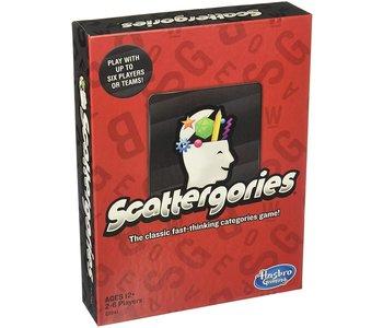 Hasbro Game Scattergories