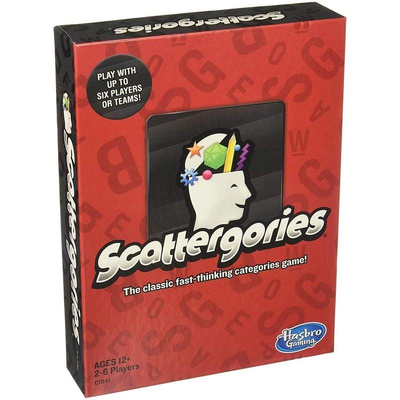 Hasbro Hasbro Game Scattergories