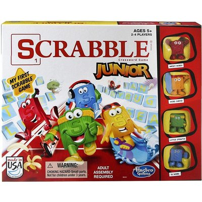 Hasbro Hasbro Game Scrabble Junior