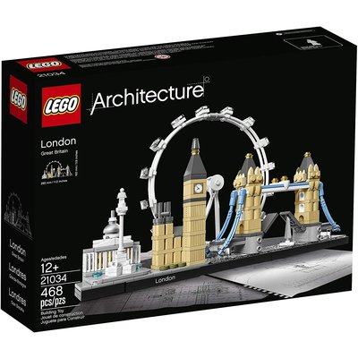 Lego Lego Architecture London