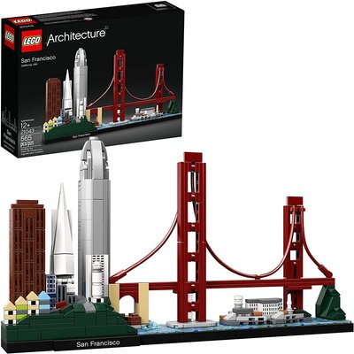 Lego Lego Architecture San Francisco