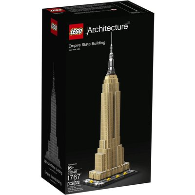 Lego Lego Architecture Empire State Building