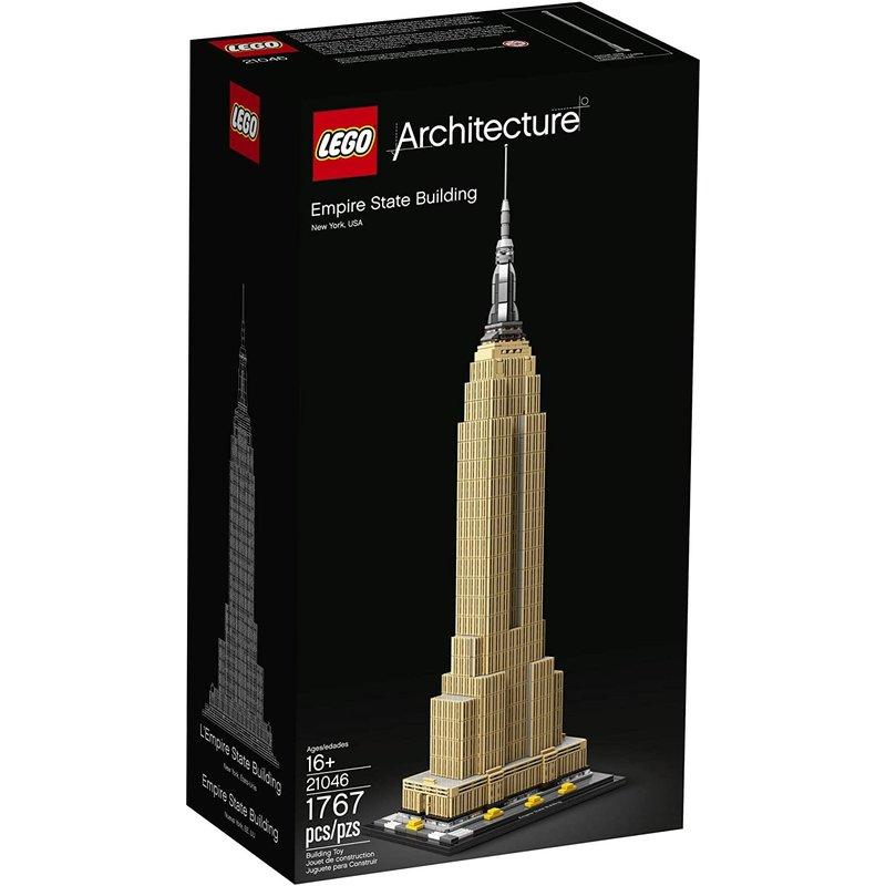 Lego Lego Architecture Empire State Building