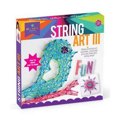 Craft Tastic Craft String Art Kit