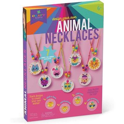 Craft Tastic Craft Animal Necklaces